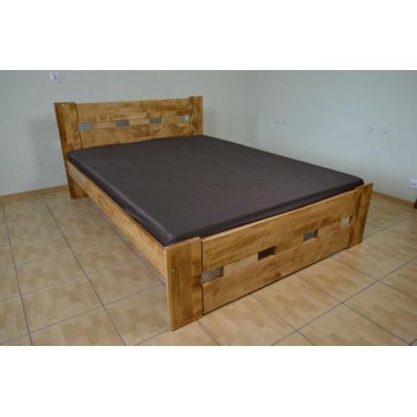Łóżko Presto Bukowe