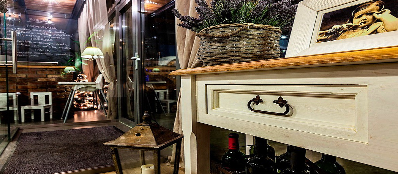 meble z drewna litego do salonu producent sklep